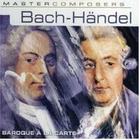 Bach-Handel BRAND NEW SEALED MUSIC ALBUM CD - AU STOCK