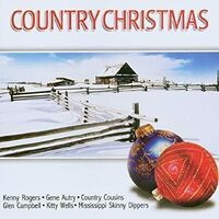 Country Christmas BRAND NEW SEALED MUSIC ALBUM CD - AU STOCK
