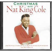 Christmas with Nat King Cole by Nat King Cole BRAND NEW SEALED MUSIC ALBUM CD