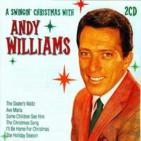 A SWINGIN' CHRISTMAS WITH ANDY WILLIAMS - 2 Disc's MUSIC CD NEW SEALED