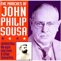 The marches of John Philip Sousa BRAND NEW SEALED MUSIC ALBUM CD - AU STOCK