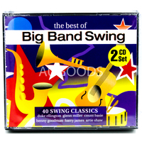 The Best of Big Band Swing BRAND NEW SEALED MUSIC ALBUM CD - AU STOCK
