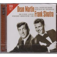 DEAN MARTIN FRANK SINATRA on 2 Discs Set BRAND NEW SEALED MUSIC ALBUM CD