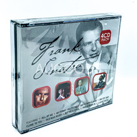 Frank Sinatra 4 Disc Pack 60 tracks BRAND NEW SEALED MUSIC ALBUM CD - AU STOCK