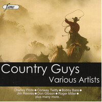 Country Guys by Various Artists BRAND NEW SEALED MUSIC ALBUM CD - AU STOCK