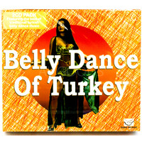 Belly Dance of Turkey - 2 DISC BRAND NEW SEALED MUSIC ALBUM CD - AU STOCK