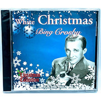 Crosby, Bing White Christmas BRAND NEW SEALED MUSIC ALBUM CD - AU STOCK