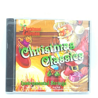Christmas Classics: Instrumental Strings BRAND NEW SEALED MUSIC ALBUM CD