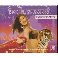 BOLLYWOOD GROOVES - on 2 Discs BRAND NEW SEALED MUSIC ALBUM CD - AU STOCK
