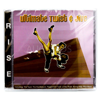 Ultimate Twist & Jive NEW MUSIC ALBUM CD - AU STOCK