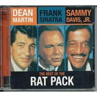 Best Of Rat Pack, Dean Martin, Frank Sinatra, Sammy Davis Jr MUSIC CD NEW SEALED