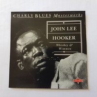 John Lee Hooker  - Whiskey & Wimmen BRAND NEW SEALED MUSIC ALBUM CD - AU STOCK