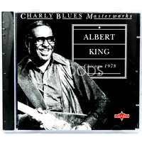 Charly Blues Mastermind - Albert King - Chicago 1978 MUSIC CD NEW SEALED