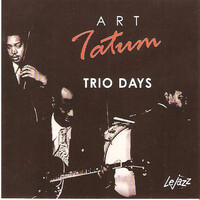 Art Tatum ‎– Trio Days BRAND NEW SEALED MUSIC ALBUM CD - AU STOCK
