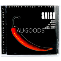 United World of Music - SALSA NEW MUSIC ALBUM CD - AU STOCK