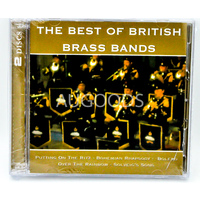 The Best of British Brass Bands BRAND NEW SEALED MUSIC ALBUM CD - AU STOCK