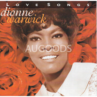 Dionne Warwick-Love Songs BRAND NEW SEALED MUSIC ALBUM CD - AU STOCK