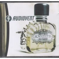 Audiovent - Dirty Sexy Knights in Paris BRAND NEW SEALED MUSIC ALBUM CD