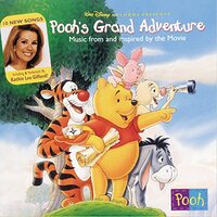 Pooh's Grand Adventure by Original Soundtrack BRAND NEW SEALED MUSIC ALBUM CD