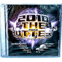 The Hottest Music That Shook the World 2010 BRAND NEW SEALED MUSIC ALBUM CD