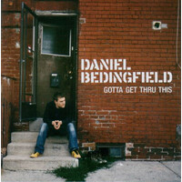 Daniel Bedingfield Gotta Get Thru This PRE-OWNED CD: DISC LIKE NEW
