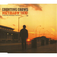 Counting Crows (Feat) Vanessa Carlton ‎– Big Yellow Taxi PRE-OWNED CD: DISC LIKE NEW