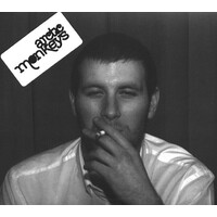 Arctic Monkeys ‎– Whatever People Say I Am, That's What I'm Not PRE-OWNED CD: DISC EXCELLENT
