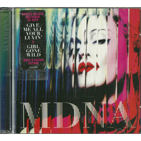 Madonna ‎– MDNA PRE-OWNED CD: DISC EXCELLENT
