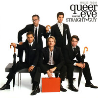 Various ‎– Queer Eye For The Straight Guy Soundtrack PRE-OWNED CD: DISC EXCELLENT