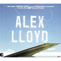 Alex Lloyd ‎– Distant Light PRE-OWNED CD: DISC EXCELLENT