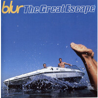 Blur ‎– The Great Escape PRE-OWNED CD: DISC EXCELLENT