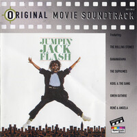 Jumpin' Jack Flash – Original Movie Soundtrack PRE-OWNED CD: DISC EXCELLENT