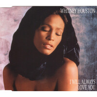 Whitney Houston ‎– I Will Always Love You PRE-OWNED CD: DISC EXCELLENT