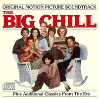 "Various ‎– Music From The Original Motion Picture Soundtrack ""The Big Chill"" PRE-OWNED CD: DISC EXCELLENT"