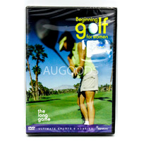 BEGINNING GOLF FOR WOMEN THE LONG GAME: Region All