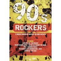 90s Rockers -Rare DVD Aus Stock -Music New