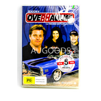 Overhaulin'-Tricked Out Collection:Season 4 3-Disc Set- TV - NEW DVD - AUS R4
