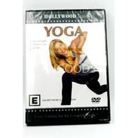 The Hollywood Trainer Yoga -Educational DVD Series Rare Aus Stock New Region 4