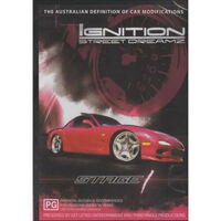 Ignition Street Dreamz Edition 1 Car : Car Modifications - DVD Series New