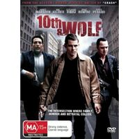 10th & Wolf REGION 4 - Rare DVD Aus Stock New