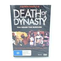Death of a Dynasty -music comedy- Music & Musicals MOVIE - NEW DVD -AUS Region 4
