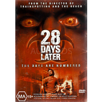28 DAYS LATER - Rare DVD Aus Stock New