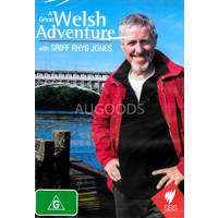 A GREAT WELSH ADVENTURE - DVD Series Rare Aus Stock New Region ALL