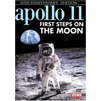 Apollo 11 First Steps On The Moon 40th Anniversary Edition - DVD Series New