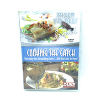 Cooking the catch: River to Reef Special -Educational DVD Series New Region ALL