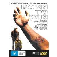 Born To Win | | George Segal Paula Prentiss Karen Black -DVD -Music New