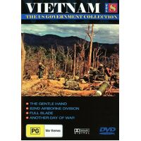 Vietnam Vol 8 : The US Government Collection- TV - NEW DVD - AUS Region 4