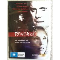 A LOVERS REVENGE- REGION FREE - Rare DVD Aus Stock New