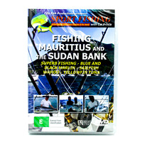 Fishing Mauritius and The Sudan Bank - Series Region All DVD NEW