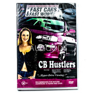 Fast Cars and Fast Women - CB Hustlers - Series Region All DVD NEW